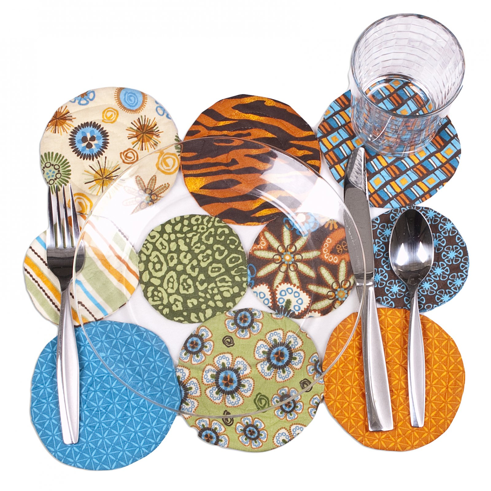 Going in Circles Placemats