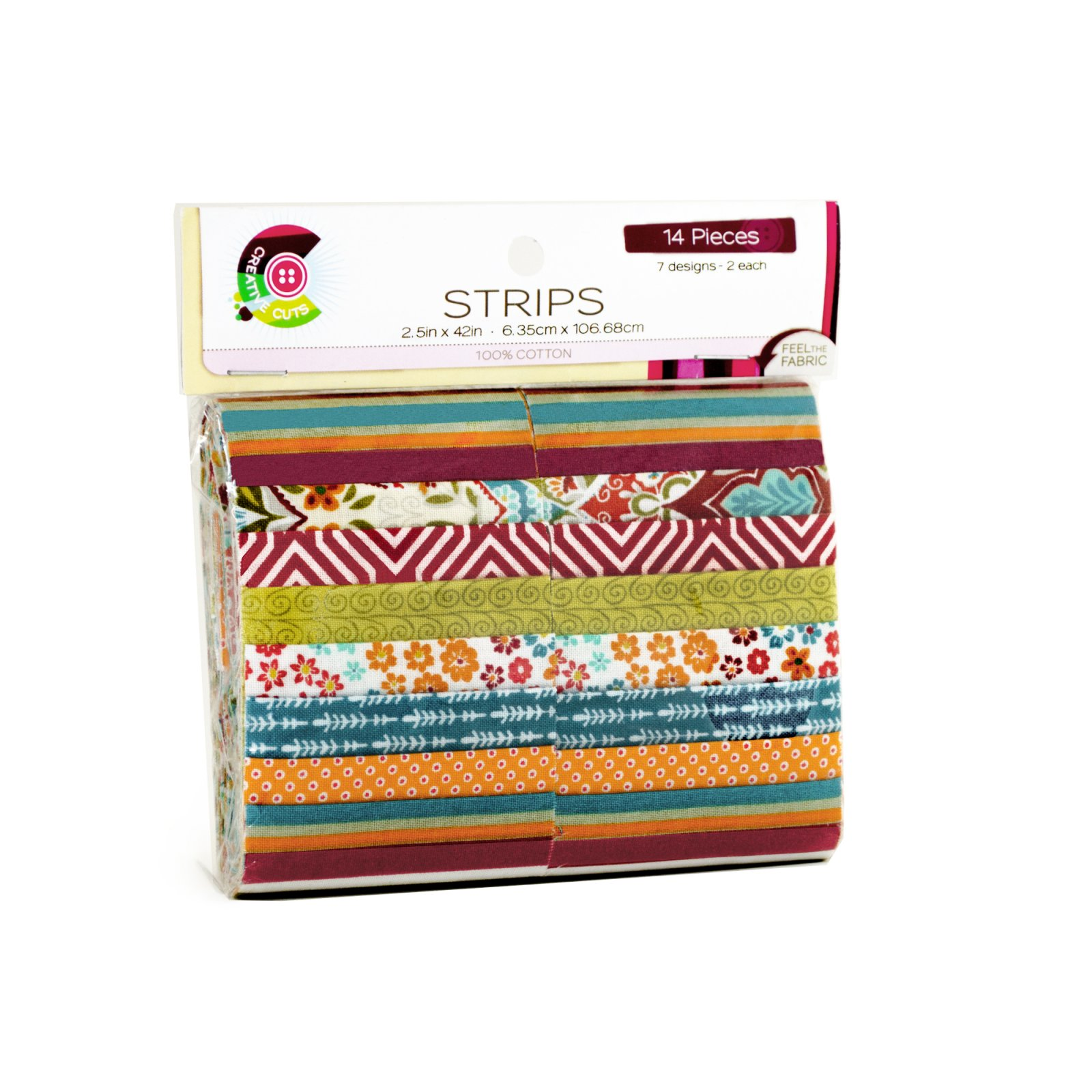Creative Cuts 14pc Strips Roll<br>Jahandar Collection<br>MD-WM-STR-JAH