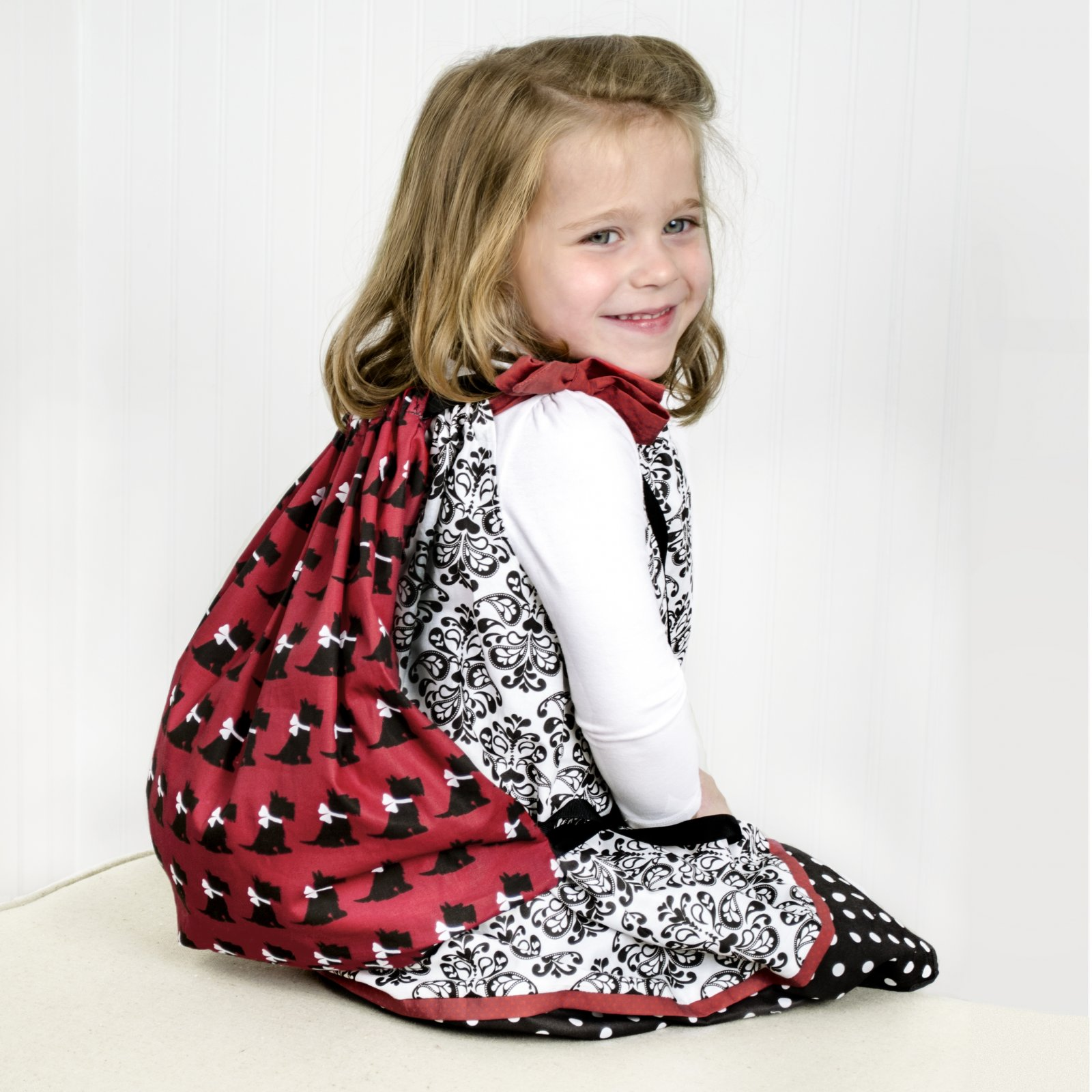 Little Dress Boutique Christmas - Backpack