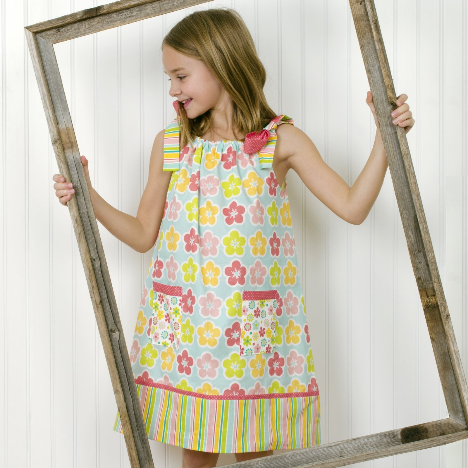 Abbey Double Pocket Dress