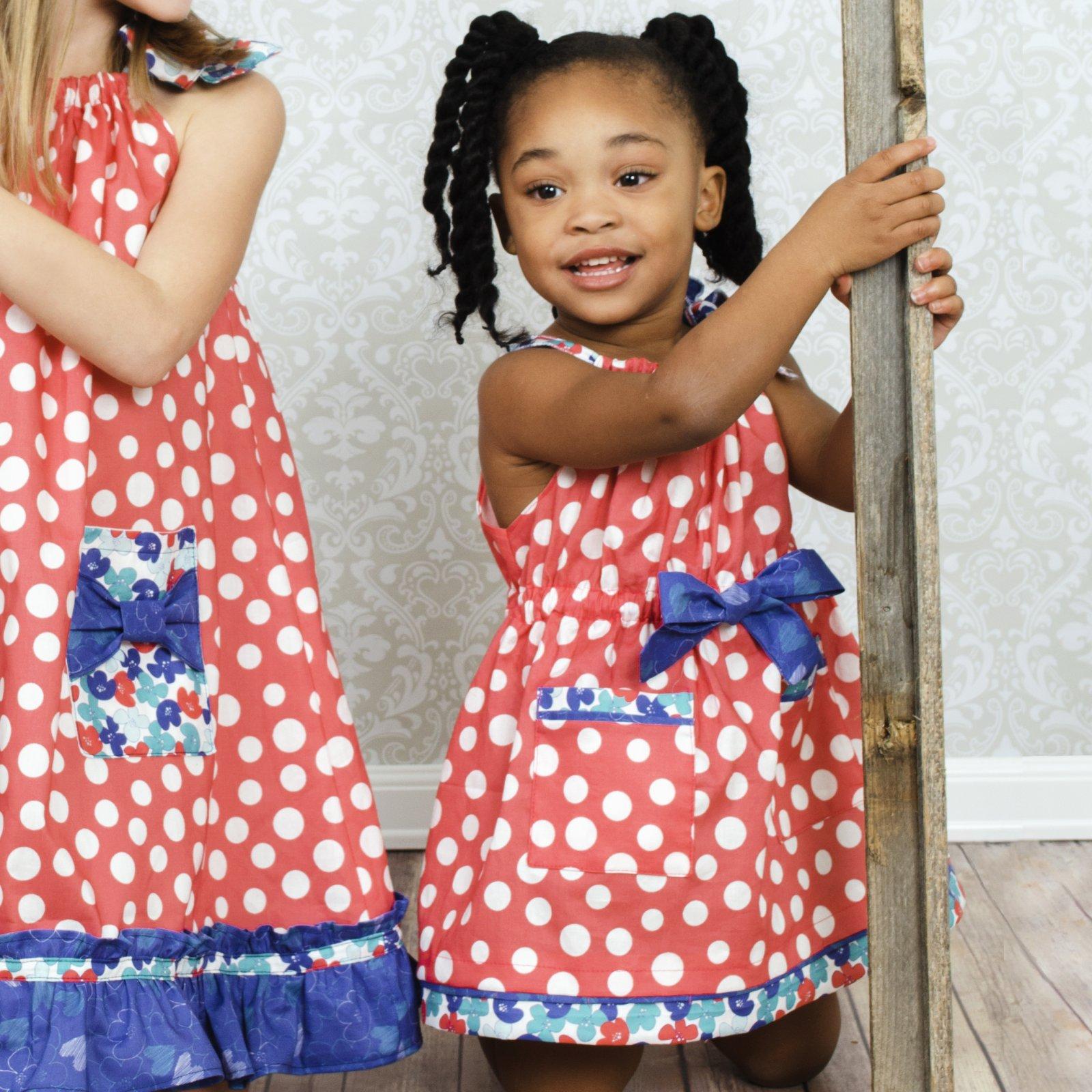 Little Dress Boutique - Katie Bow Dress