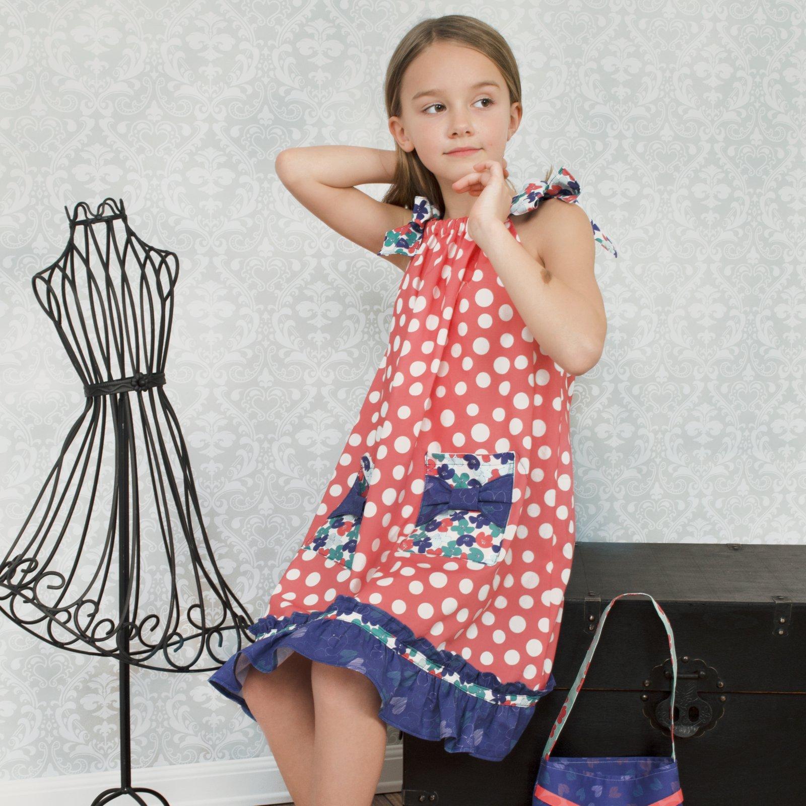 Little Dress Boutique - Katie Ruffle Dress