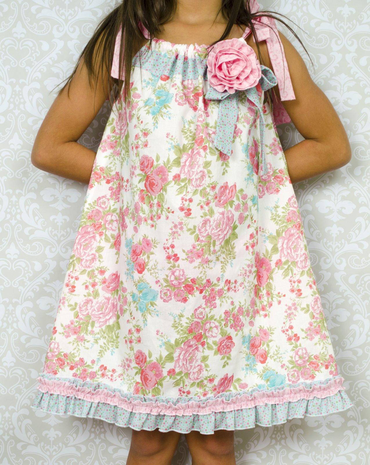 Little Dress Boutique - Sophia Flower Dress
