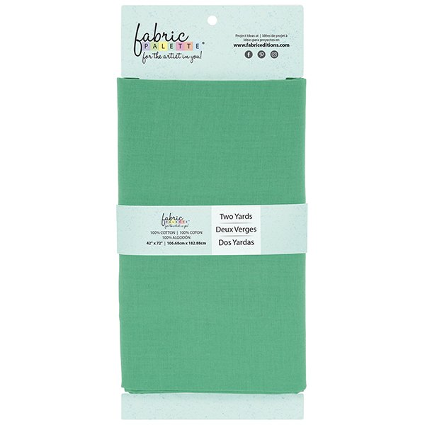 Fabric Palette 2yd Cotton<br>Grass Green<br>MD-G-2YD-CTN4
