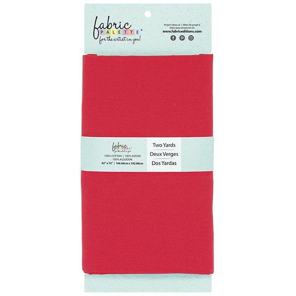 Fabric Palette 2yd Cotton<br>Red<br>MD-G-2YD-CTN8