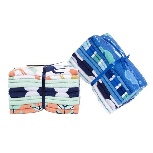 Fabric Palette 5pc Bundle<br>Flannel<br>MD-G-BND38