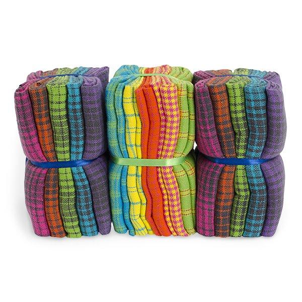 Fabric Palette 5pc Bundle<br>Yarn-dyed Flannel<br>MD-G-BND64