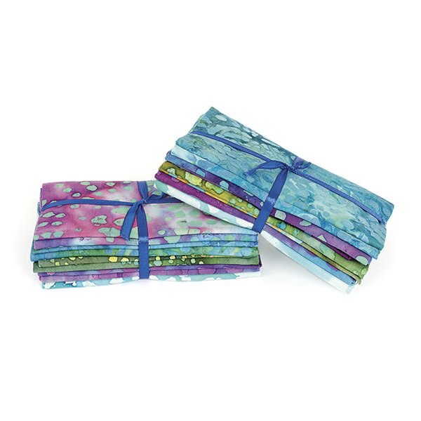 Fabric Palette 5pc Bundle<br>Long Road Batik Collection<br>MD-G-BND-LRBAT