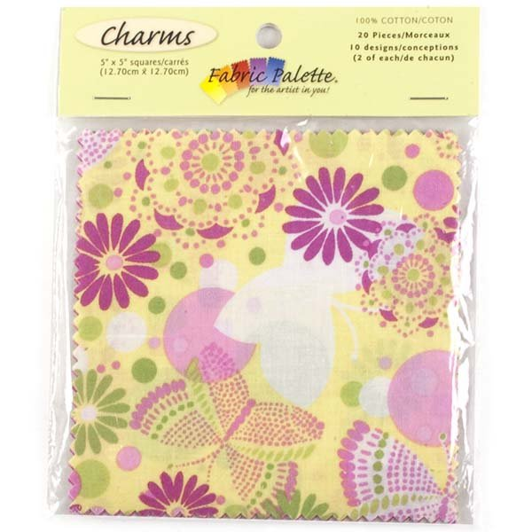 Fabric Palette 20pc Squares Pack<br>MD-G-CP-FB