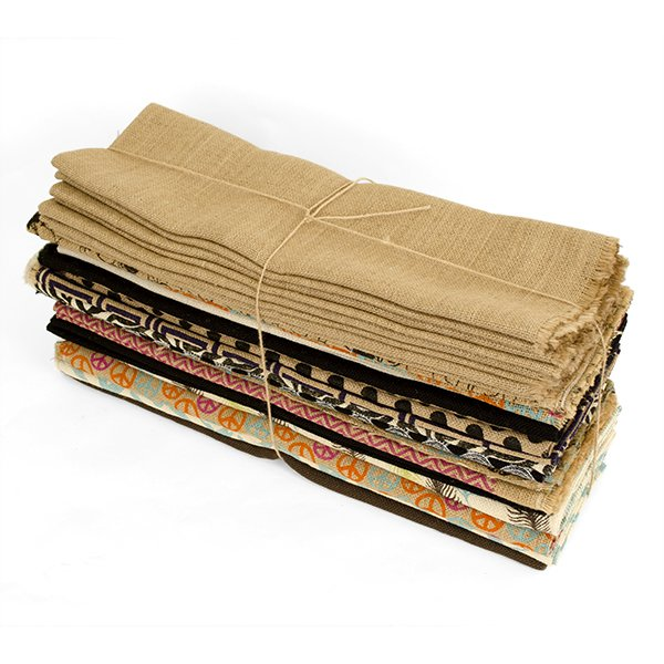 Fabric Palette Flat Fold<br>Burlap<br>MD-G-FLAT-7