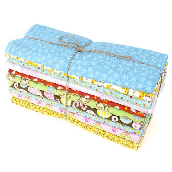 Fabric Palette Flat Fold<br>Flannel Prints<br>MD-G-FLAT-8