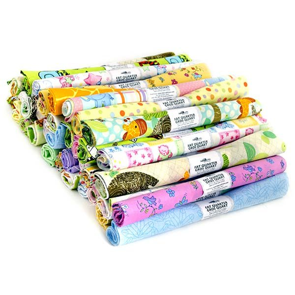 Fabric Palette Fat Quarter Assortment<br>Baby <br>MD-G-FQ-BABY