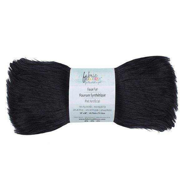 Fabric Palette Faux Fur <br> Faux Fur - 18 x 30<br>MD-G-FUR1