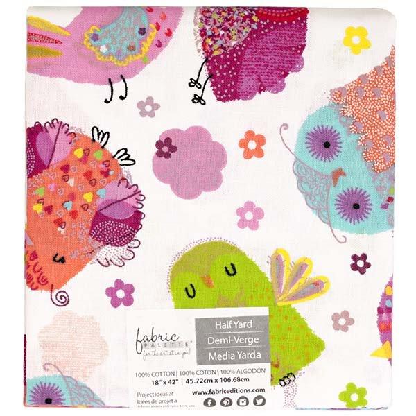 Fabric Palette Half Yard<br>Hootenanny<br>MD-G-HTN-A