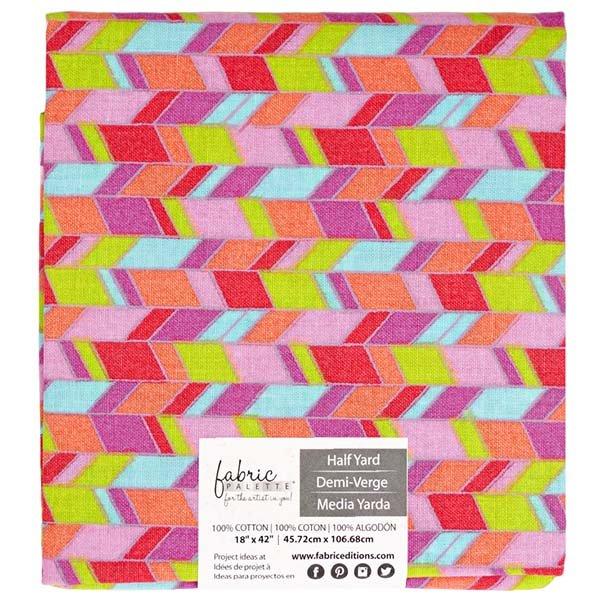 Fabric Palette Half Yard<br>Hootenanny<br>MD-G-HTN-B