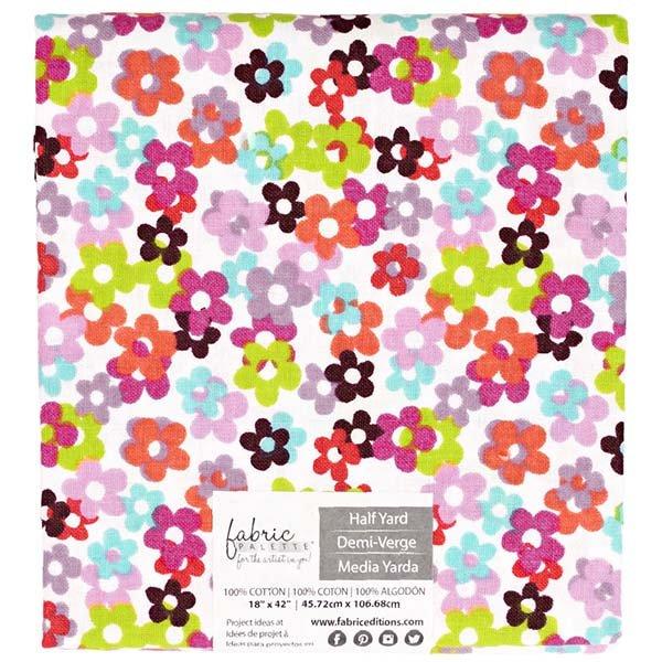 Fabric Palette Half Yard<br>Hootenanny<br>MD-G-HTN-C