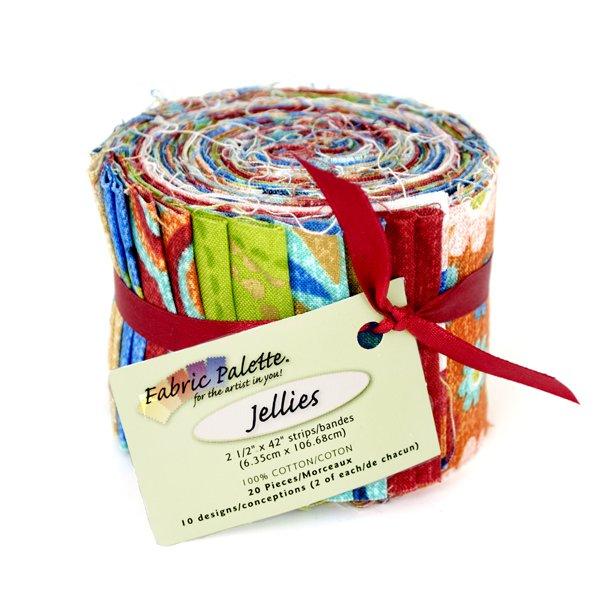 Fabric Palette 20pc Strips Roll<br>MD-G-JL-CASS