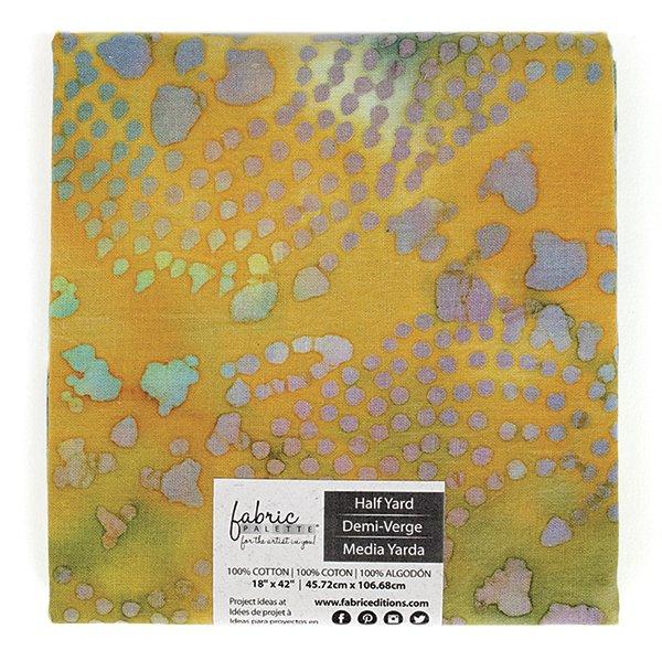 Fabric Palette Half Yard<br>Long Road Batik Collection<br>MD-G-LRBAT-D