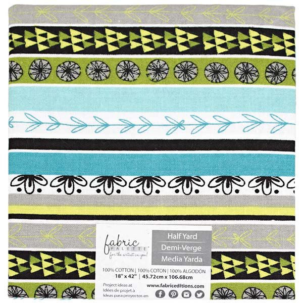 Fabric Palette Half Yard<br>Mallowway<br>MD-G-MAL-B