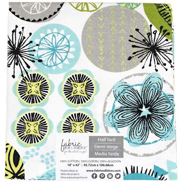 Fabric Palette Half Yard<br>Mallowway<br>MD-G-MAL-E