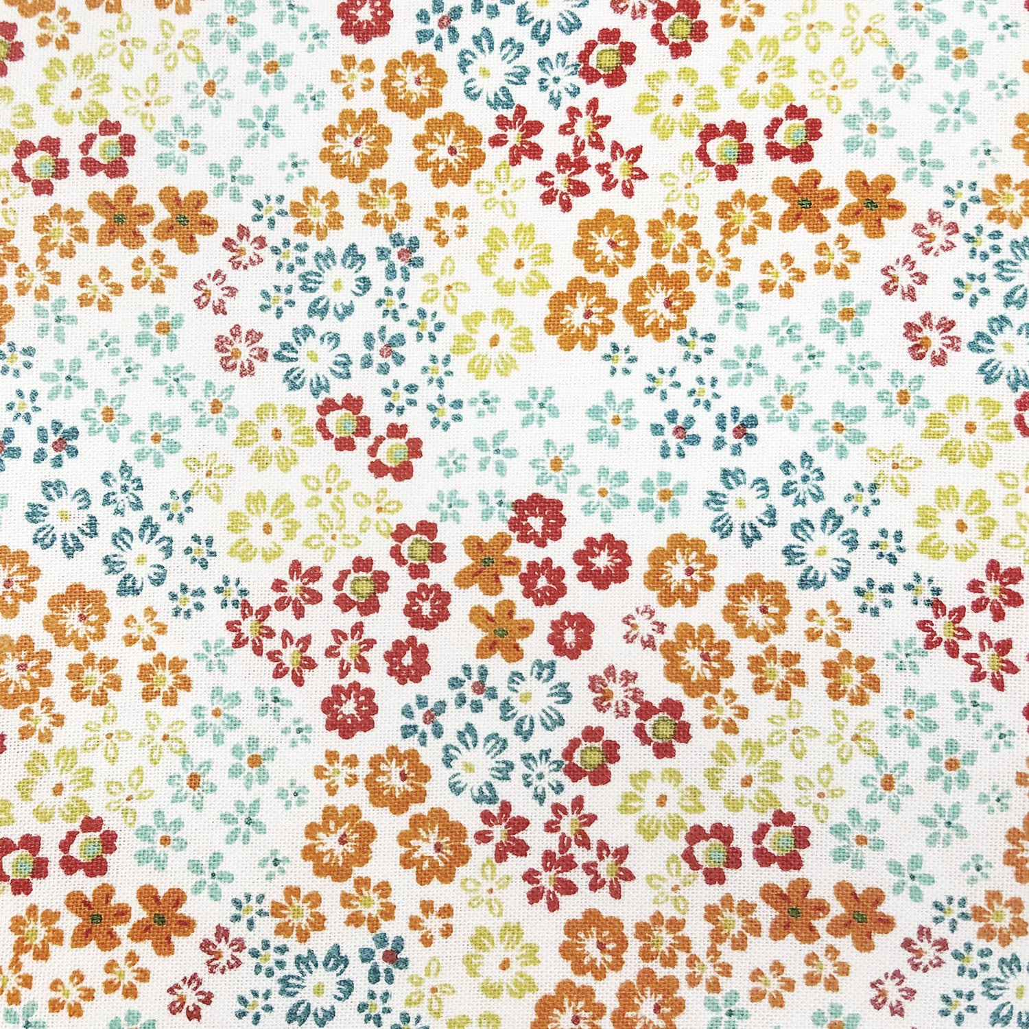 Fabric Palette Fat Quarter <br>White - Design may vary <br>MD-G-PC362