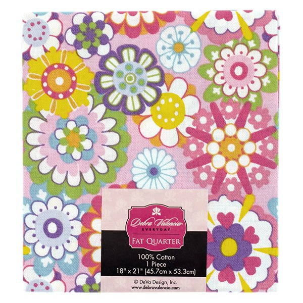 Fabric Palette Fat Quarter<br>Boho Girl by Debra Valencia<br>MD-G-PCBOHO-2