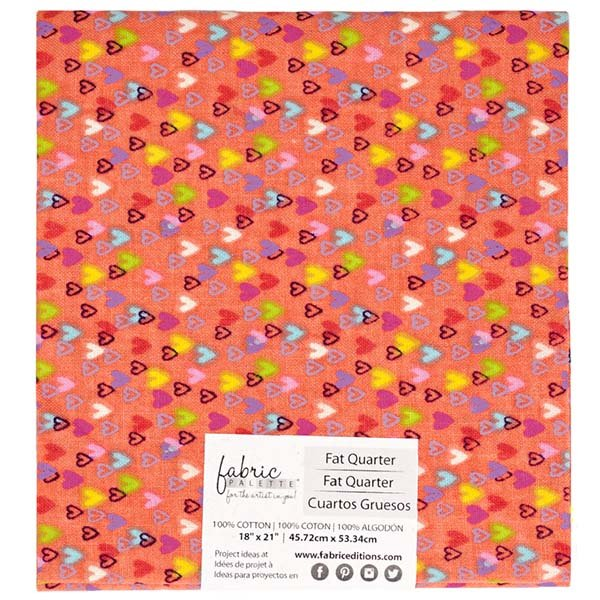 Fabric Palette Fat Quarter<br>Hootenanny<br>MD-G-PCHTN-2