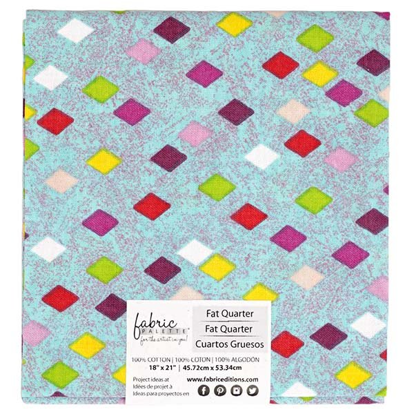 Fabric Palette Fat Quarter<br>Hootenanny<br>MD-G-PCHTN-4