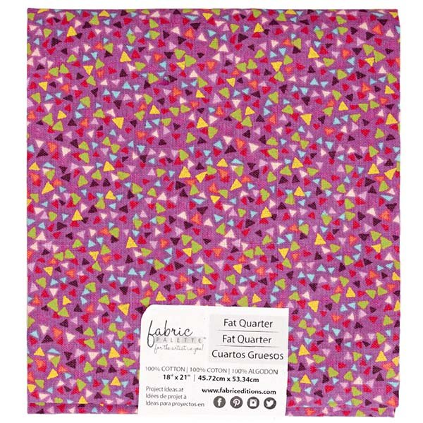 Fabric Palette Fat Quarter<br>Hootenanny<br>MD-G-PCHTN-5