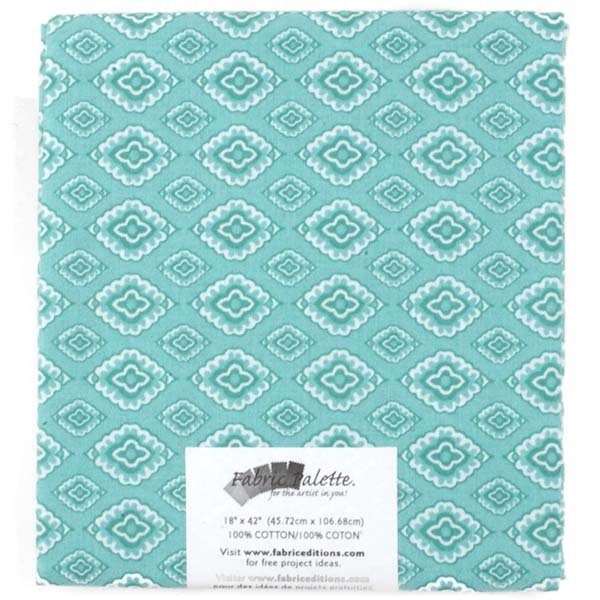 Fabric Palette Half Yard<br>Punch of Paisley Collection<br>MD-G-PP-B