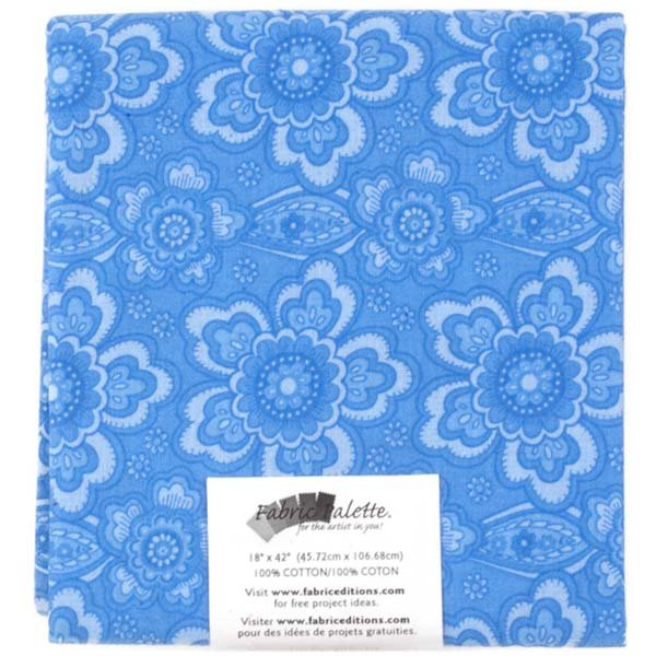 Fabric Palette Half Yard<br>Punch of Paisley Collection<br>MD-G-PP-E