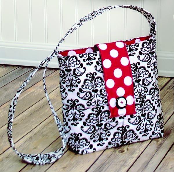 Little Dress Boutique Christmas - Messenger Bag