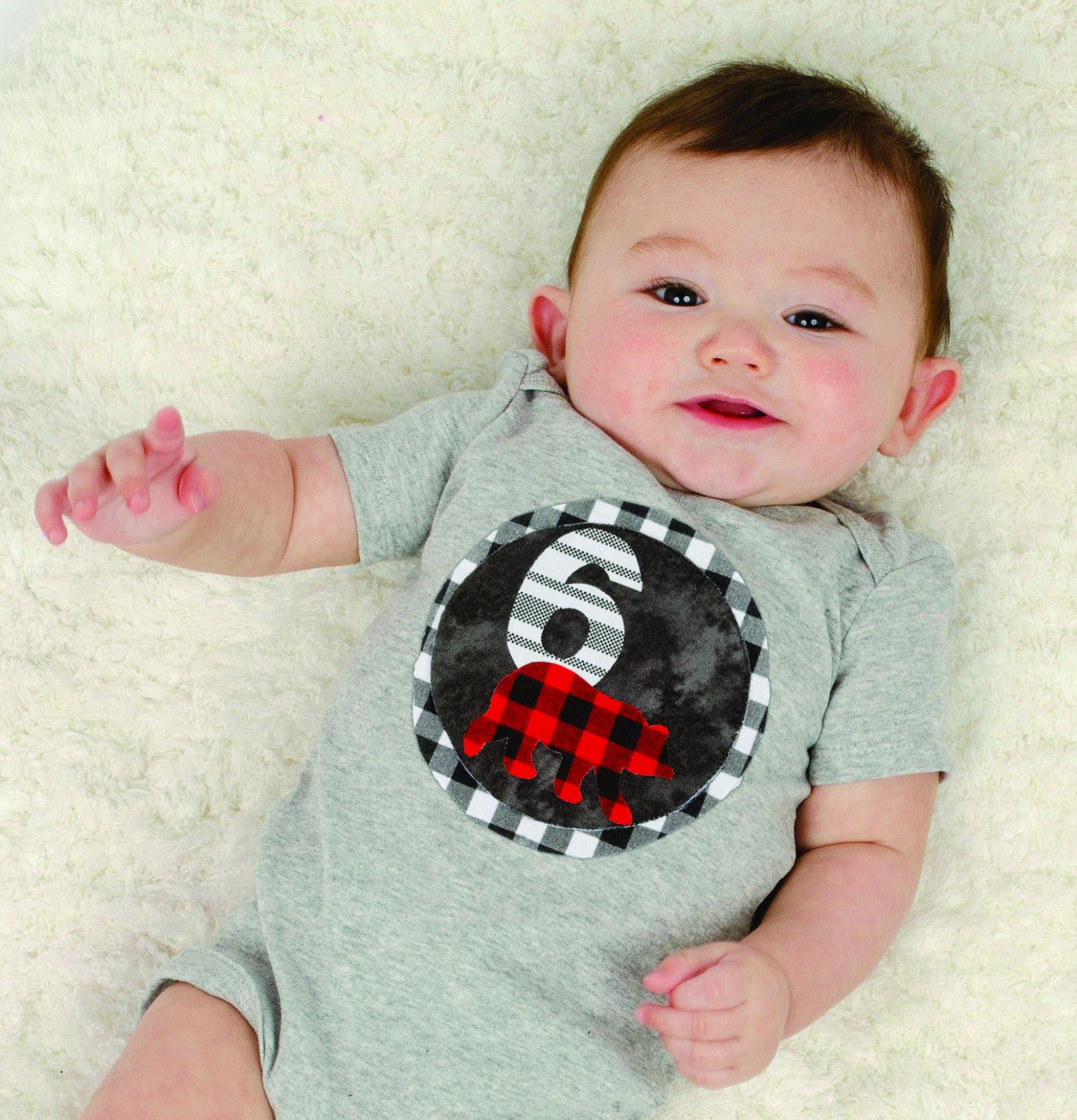 Baby Milestone Marker