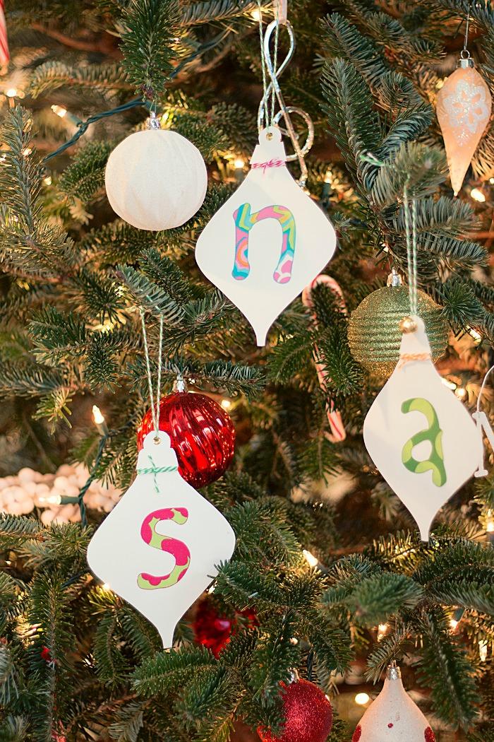 Iron-On Ornaments