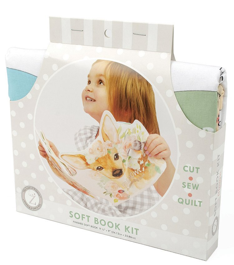 The Land of Whimzie <br>Soft Book Kit Bloom<br>PC-LW-BLOOMBOOK