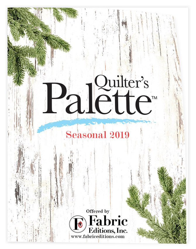 Quilter's Palette Seasonal 2019