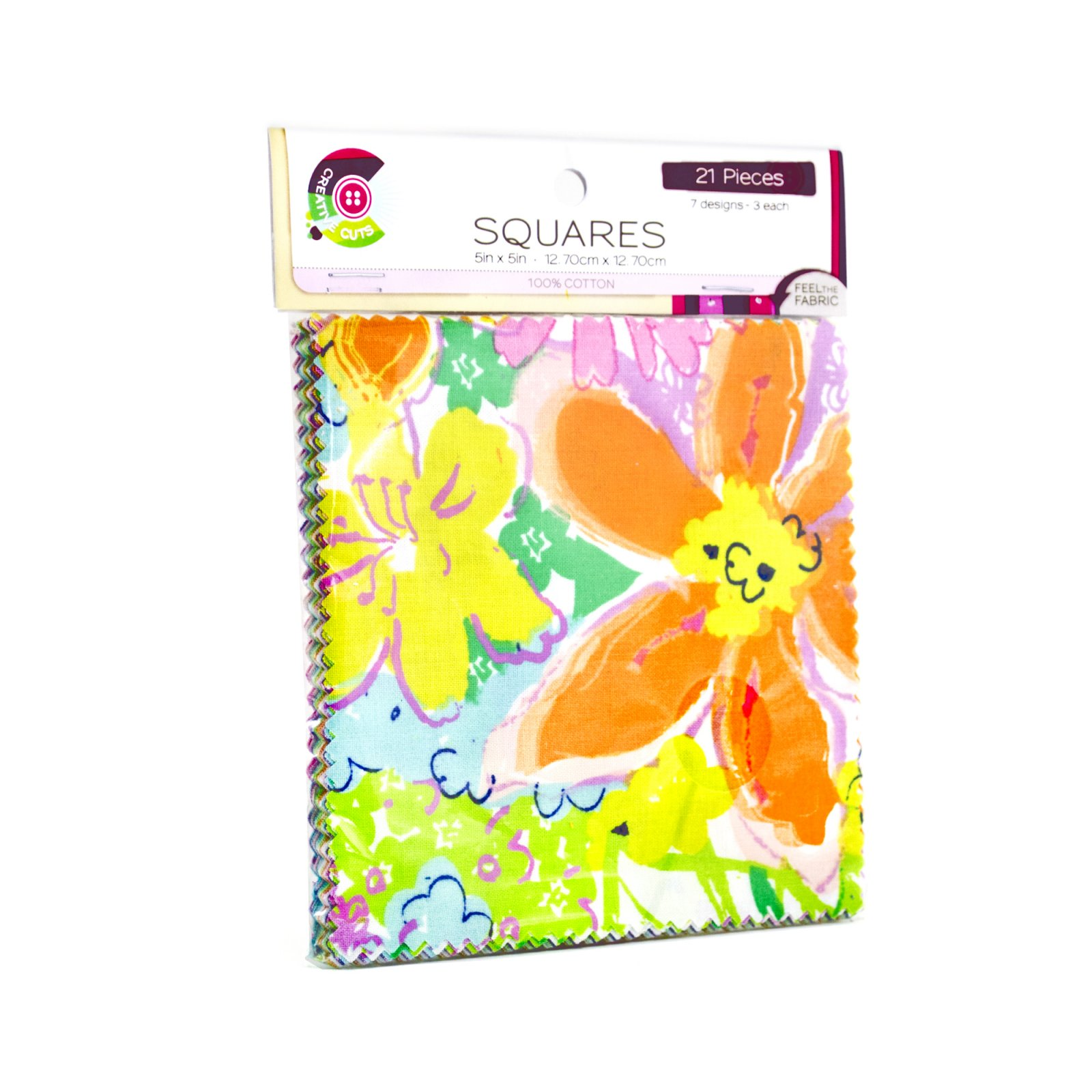 Creative Cuts 21pc Squares Pack<br>  Remini Collection<br> MD-WM-SQ-REM