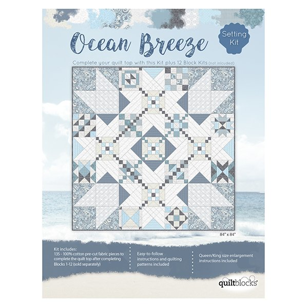 Ocean Breeze<br>Setting Kit