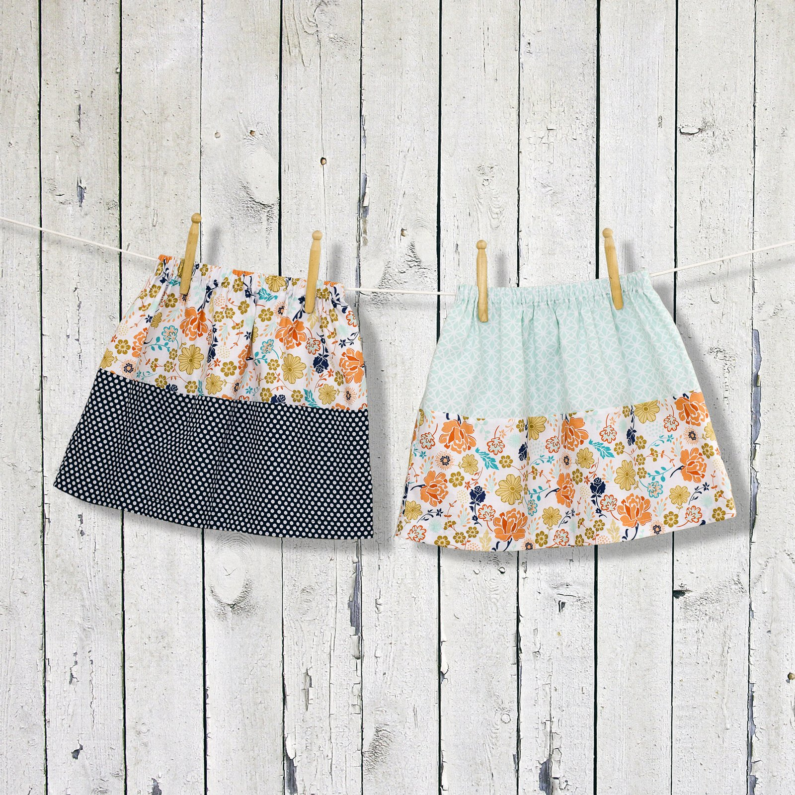 Sew Simple Skirt
