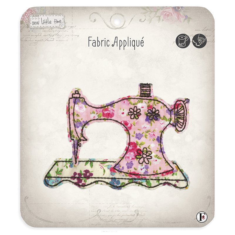 Sew Little Time Applique Sewing Machine