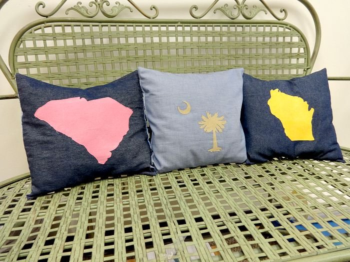 State Pride Pillows