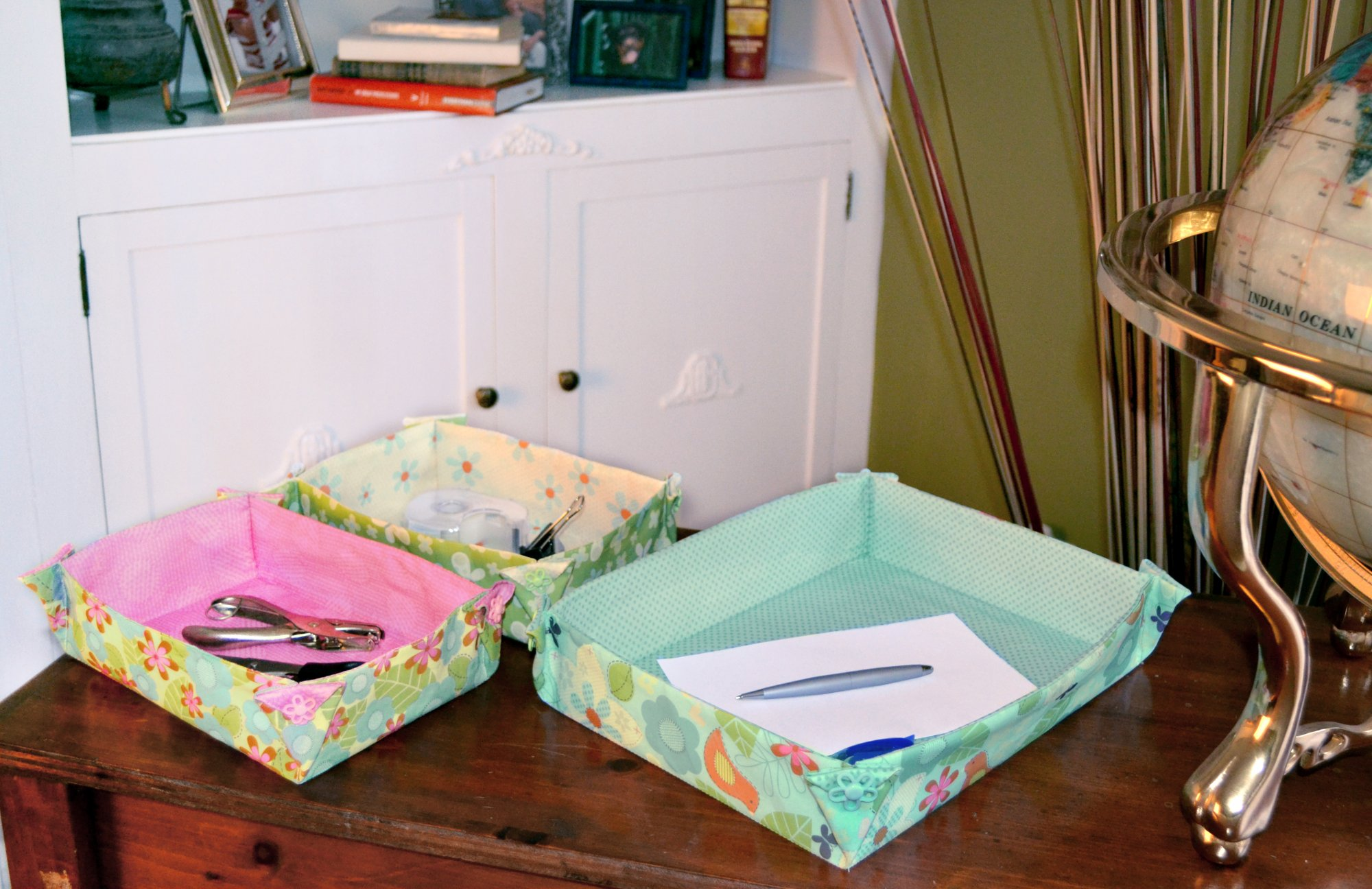 Nesting Storage Bins