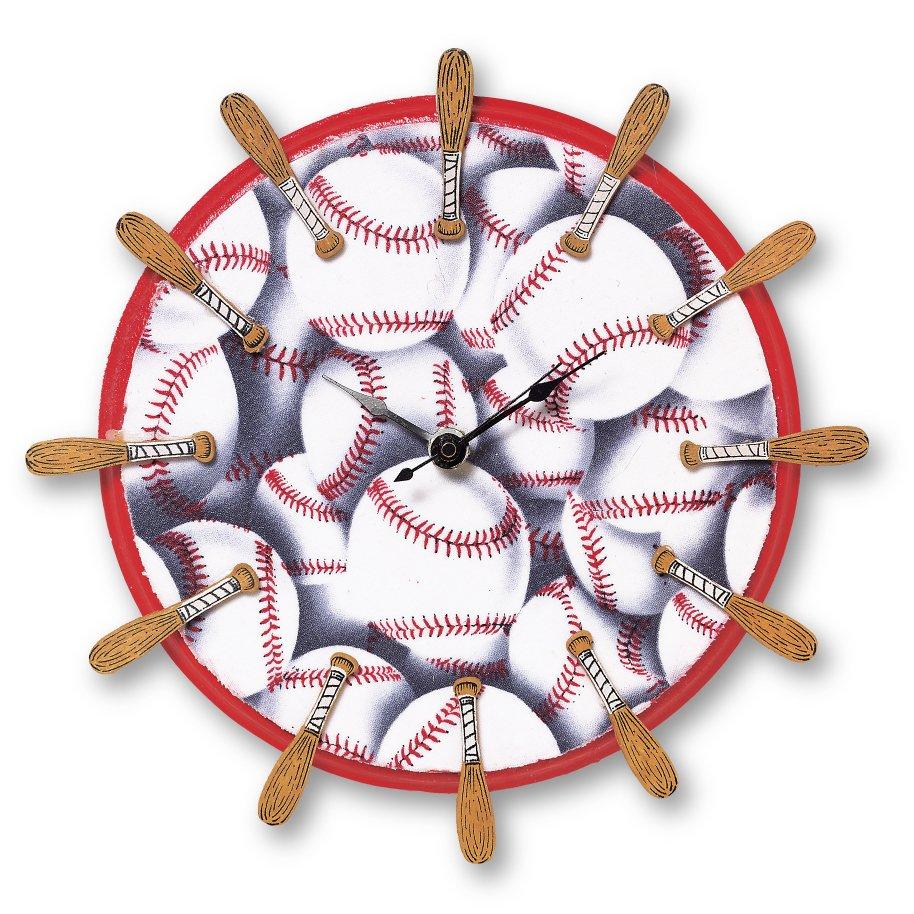 Home Decor Themed Clock