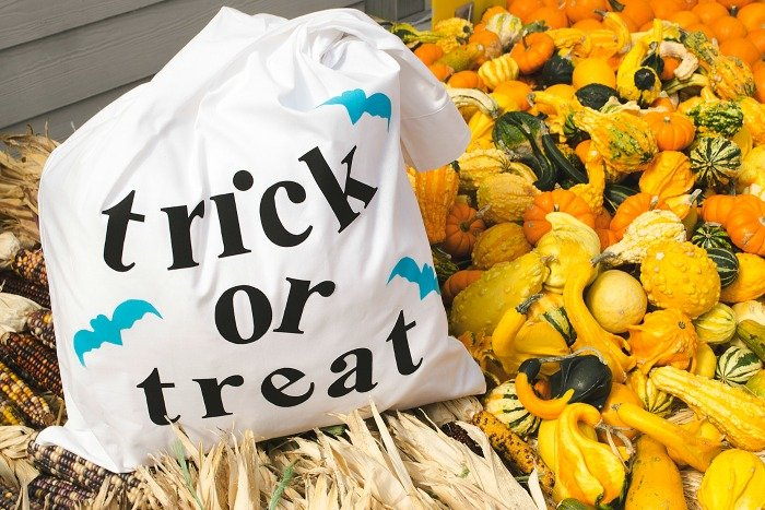 Halloween Trick or Treat Sack