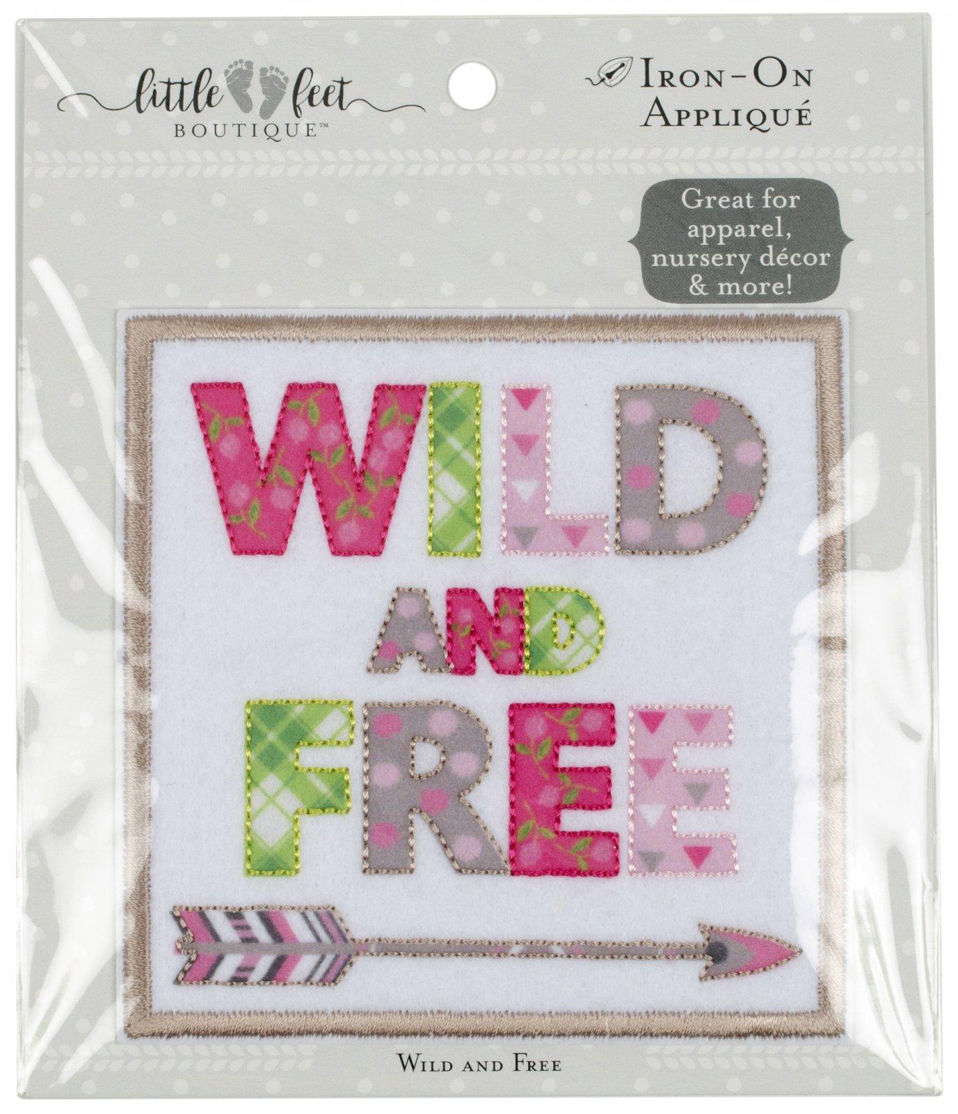 LFB Wild & Free<br>Appliqué Wild Arrow<br>WM-LFB-PAT-AROW