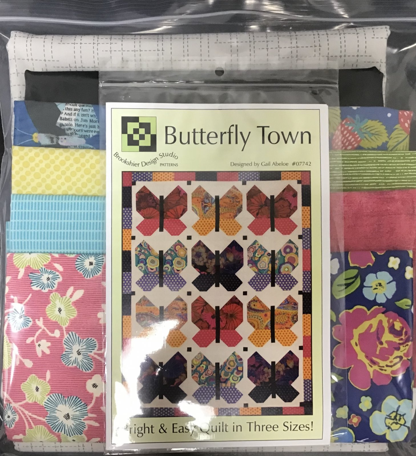 BUTTERFLY TOWN KIT