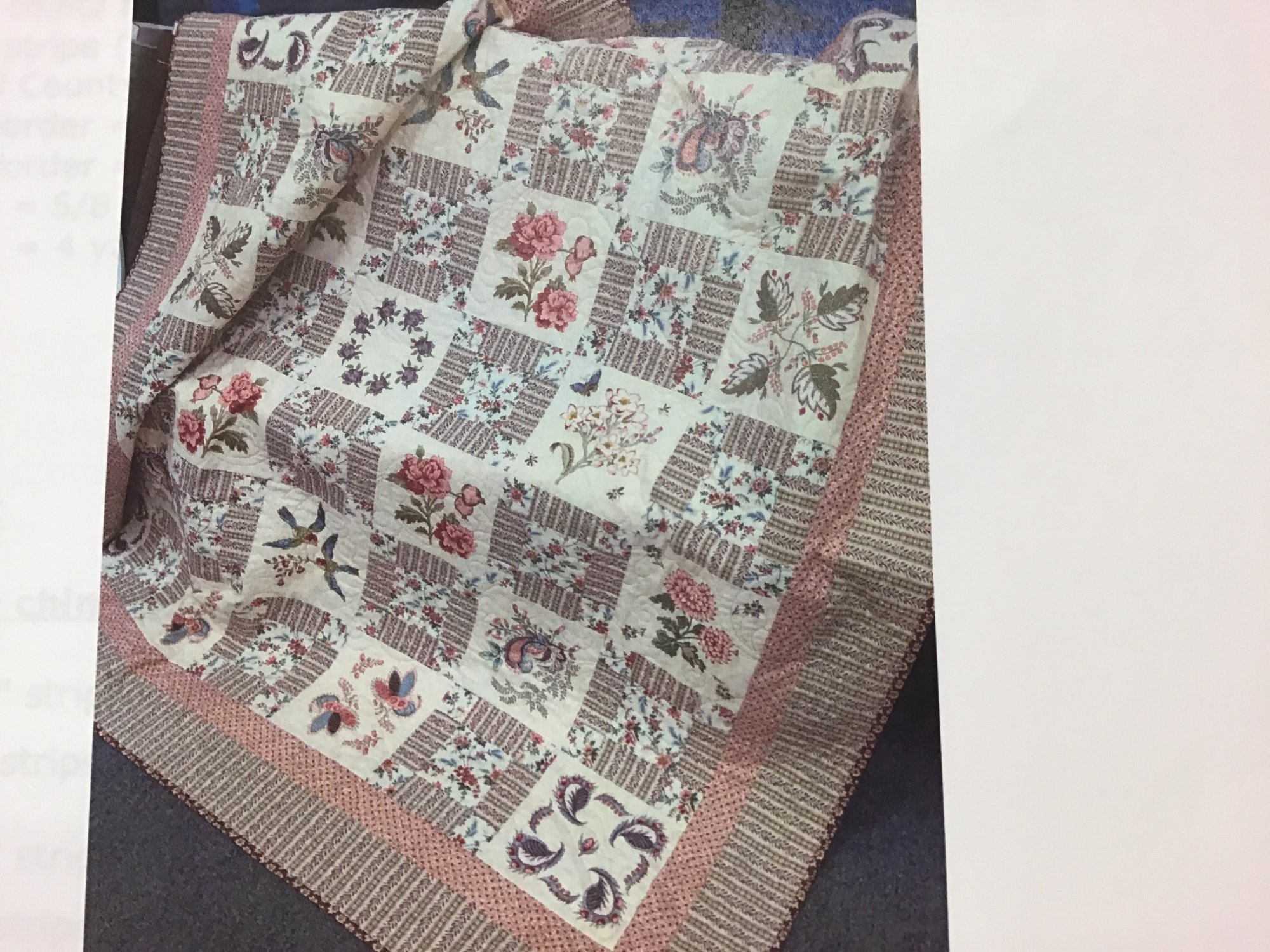 COUNTY CLARE COVERLET KIT