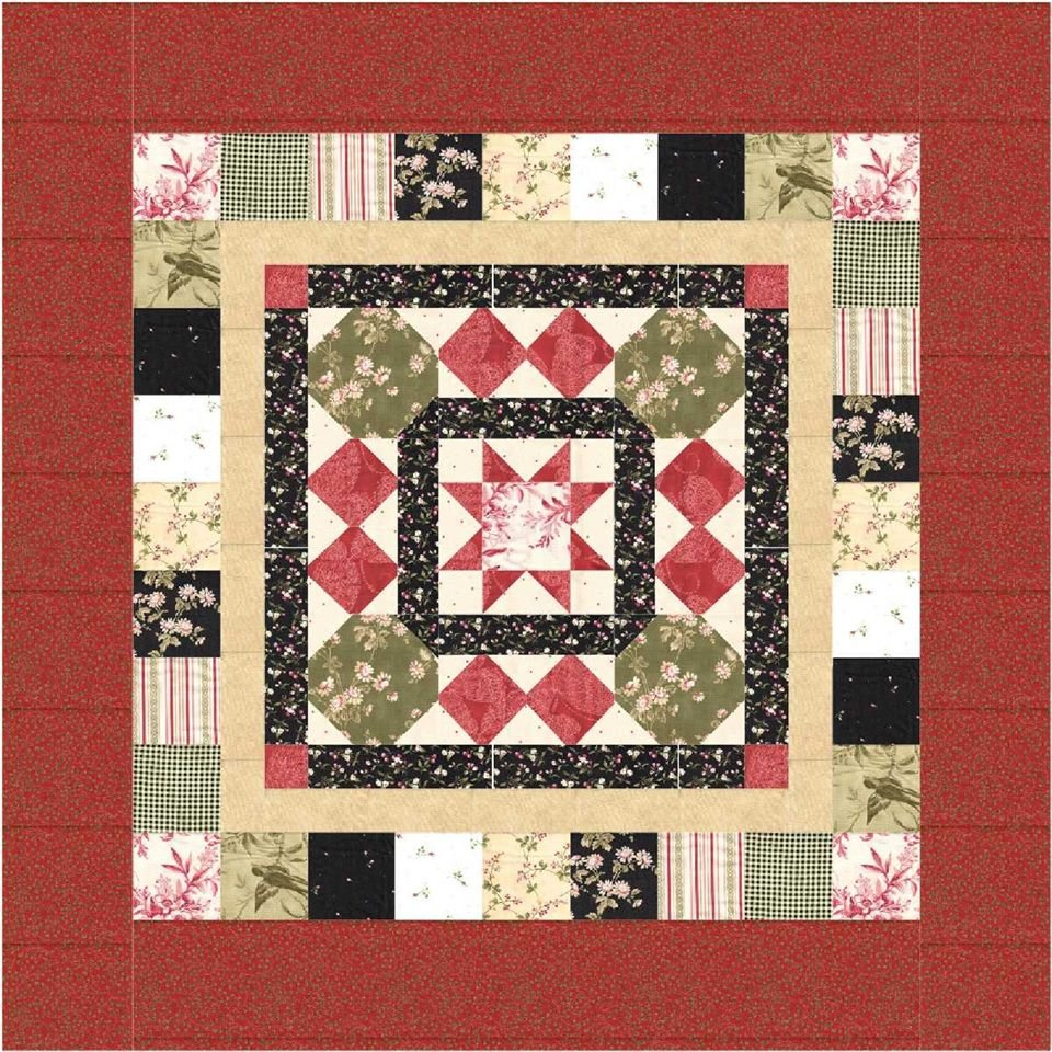 Maywood Garden Quilt