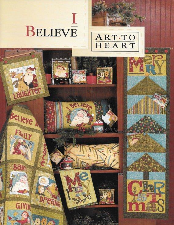 I BELIEVE ART TO HEART