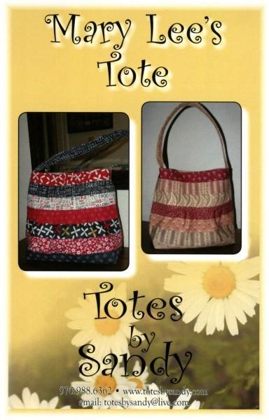 MARY LEE'S TOTE